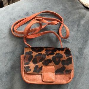 Mini cross body bag
